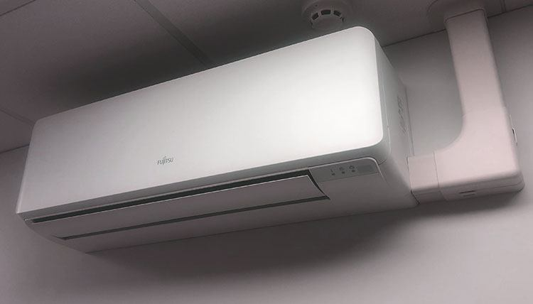 business air conditioning installation
